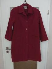 Damen Mantel Jacke  Sakko Blazer  winter herbst 100% Wolle gr. 42-44-46