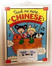 Teach Me More Chinese by Judy Mahoney A Musical Journey Through The Year NEW