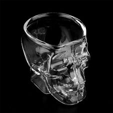 Mini Skull Head Shaped Shot Glass Cup Whisky Wine Bar & Party Cup SM