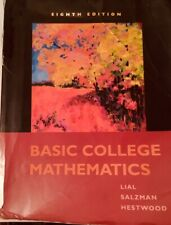 Lial Developmental Mathematics: Basic College Mathematics by Diana L. Hestwood,