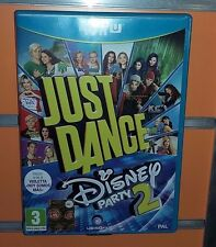 Just Dance Disney Party 2 WII U USATO ITA