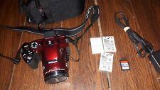 Nikon COOLPIX P510 16.1MP Digital Camera 1080p Video 42x Optical Zoom + Mem Card