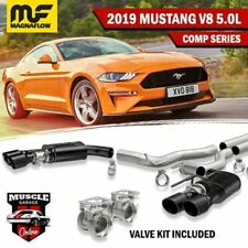 19369 2018-2020 FORD Mustang V8 Comp Series Magnaflow Cat-Back Exhaust System