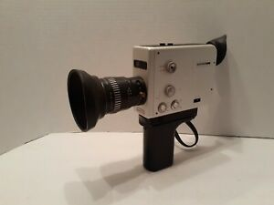 Braun Nizo S56 MOVIE camera Super 8 mm Germany UNTESTED! AS-IS!
