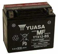 Yuasa Motorcycle Electrical & Ignition Batteries