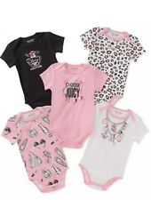 Juicy Couture Baby Girls  Body Suit 3-6 Months BNWT