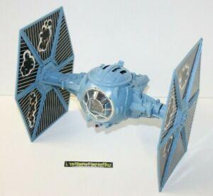 ++ jouet STAR WARS - vaisseau BATTLE DAMAGE - TIE FIGHTER - KENNER 1978 ++