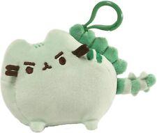 Gund NEW Pusheen PUSHEENOSAURUS CLIP Plush Backpack 5-Inch Kitty