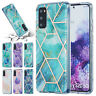 For Samsung Galaxy A11 A21s A51 A71 Soft Slim Marble Silicone Bumper Case Cover