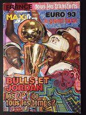 REALISATION ARTISTIQUE UNIQUE // PEINTURE BULLS JORDAN 1993 SIGNEE DEVLA