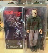 """Jason Voorhees 8"""" Friday the 13th Retro Clothed Action figure Neca VERY RARE"""