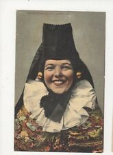 Schaumburg Lippische Landestracht Vintage Postcard Germany 398a