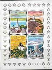 Switszerland MNH Scott # 816a Souvenir sheet Value $ 9.75  US $$