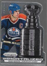 13/14 Prizm Immortalized Mark Messier I-7 Oilers