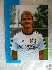 Stampa FOTO-Thomas KLUGE; tedesco Giocatore di Football (Org, apx.5x3.5cm)