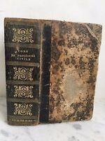 Code de Porcédure civile J.A.Rogron Paris 1837