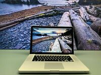 Apple MacBook Pro 15 / QUAD Core i7 3.3Ghz / 16GB RAM 2TB STORAGE / WARRANTY