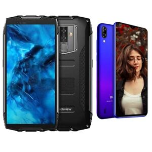 """5.7"""" Blackview BV6800 Pro 4Go+64Go A60 IP68 Téléphone Smartphone Débloqué NFC"""