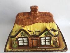 Nouvelle annonce Vintage Price Kensington Cottage Ware Couvercle cloche à fromage-peint main-Nouv...
