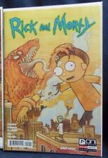 Rick and Morty Issue #19 Variant Print *We Combine Shipping*