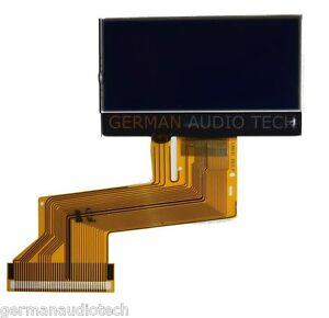 MERCEDES SPRINTER VITO VIANO INSTRUMENT SPEEDOMETER CLUSTER GLASS VDO LCD SCREEN
