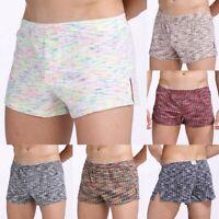 Men's Boxer Shorts Trunks High Quality Home Pants Nightwear Underwear Underpants