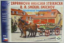 Feuerwehr Handspritze R.A.Smekal,1:87, SDV, Plastikbausatz, Neu