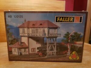 Faller HO Scale 120125 Overhead Signal Tower NEW SEALED