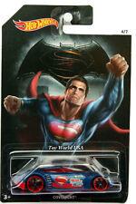 2016 Hot Wheels Batman vs Superman #4 Covelight