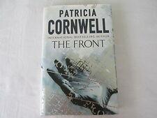 Cornwell, Patricia : The front / gebundene Ausgabe mit Schutzumschlag!!!