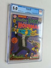 Showcase #55 CGC 5.0 DC 1965 1st Green Lantern Solo & Solomon Grundy, Hourman