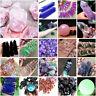 Natural Purple Amethyst Point Quartz Crystal Rough Rock Specimen Healing Lot