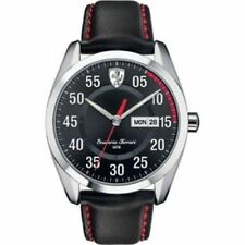 Scuderia Ferrari Mens Day Date watch 0830173