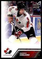 2013-14 Upper Deck Team Canada Andrew Cogliano #6