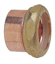 NIBCO Adapter,Wrot Copper,1-1/2 x 1-1/4 In, 901-7R