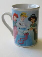 DISNEY Coffee Cup Tea Mug ~ Cinderella, Snow White,Ariel, Aurora, Belle, Jasmine