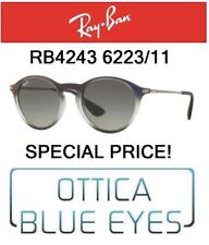 Occhiali da sole RAYBAN RB 4243 6223/11 Sunglasses Ray Ban Special Price Violet