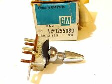 1977-1979 BUICK LESABRE WAGON TAILGATE SWITCH NOS
