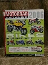 Motorrad Katalog Nr. 37 2006