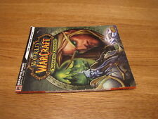 World of Warcraft Bradygames game guide Burning crusade battle chest Blizzard
