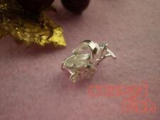 925Sterling Silver BABY PRAM Charm Pendant w/Jump Ring