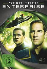 3 DVDs * STAR TREK  ENTERPRISE - STAFFEL 4.1 PAPPSCHUBER # NEU OVP