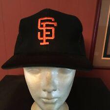 San Francisco Giants M/L Hat Official Licensee Mlb Nwot