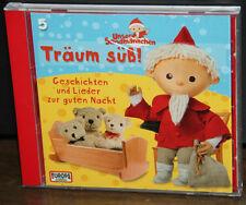 Unser Sandmännchen Folge 5 Träum süß! Geschichten und Lieder zur guten Nacht CD