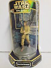 STAR WARS Epic Force Bespin Luke Skywalker 360° Rotating Figure '97 NIB
