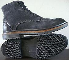 NOBRAND CLAW Stiefeletten Boots Herren Stiefel Leder Schuhe Cukka Grau Gr.42 NEU