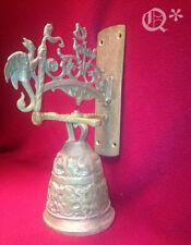 Antique Cast  Doorbell