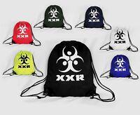 Brand New XXR Drawstring Waterproof Gym PE Swim Dance School Sports Bag