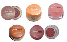 Maybelline Dream Mousse Blush Intense Color Blusher Shimmer [5 Shades Available]