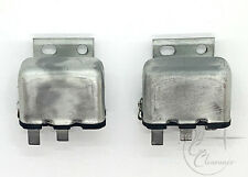 1966-1967 Lincoln Convertible Deck Unlock and Deck Open Relay Set (C1VF15672C)